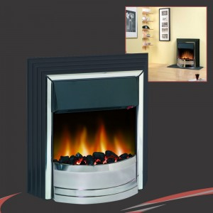 Dimplex Zamora Electric Freestanding Fire