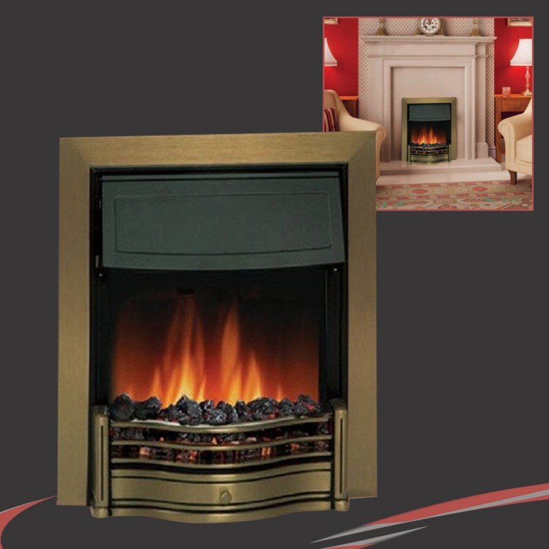 Dimplex Danesbury Thermostatic Electric Fire