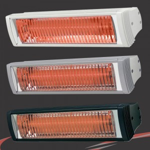 Tansun Rio IP 1.5Kw Infared Heater