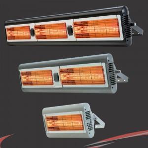 Tansun Sorrento IP Outdoor Heater (6 Sizes & 3 Finishes)