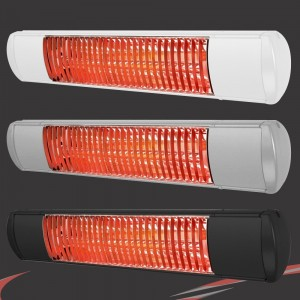 Tansun Rio Grande IP Outdoor Heater (3 Sizes & 3 Finishes)