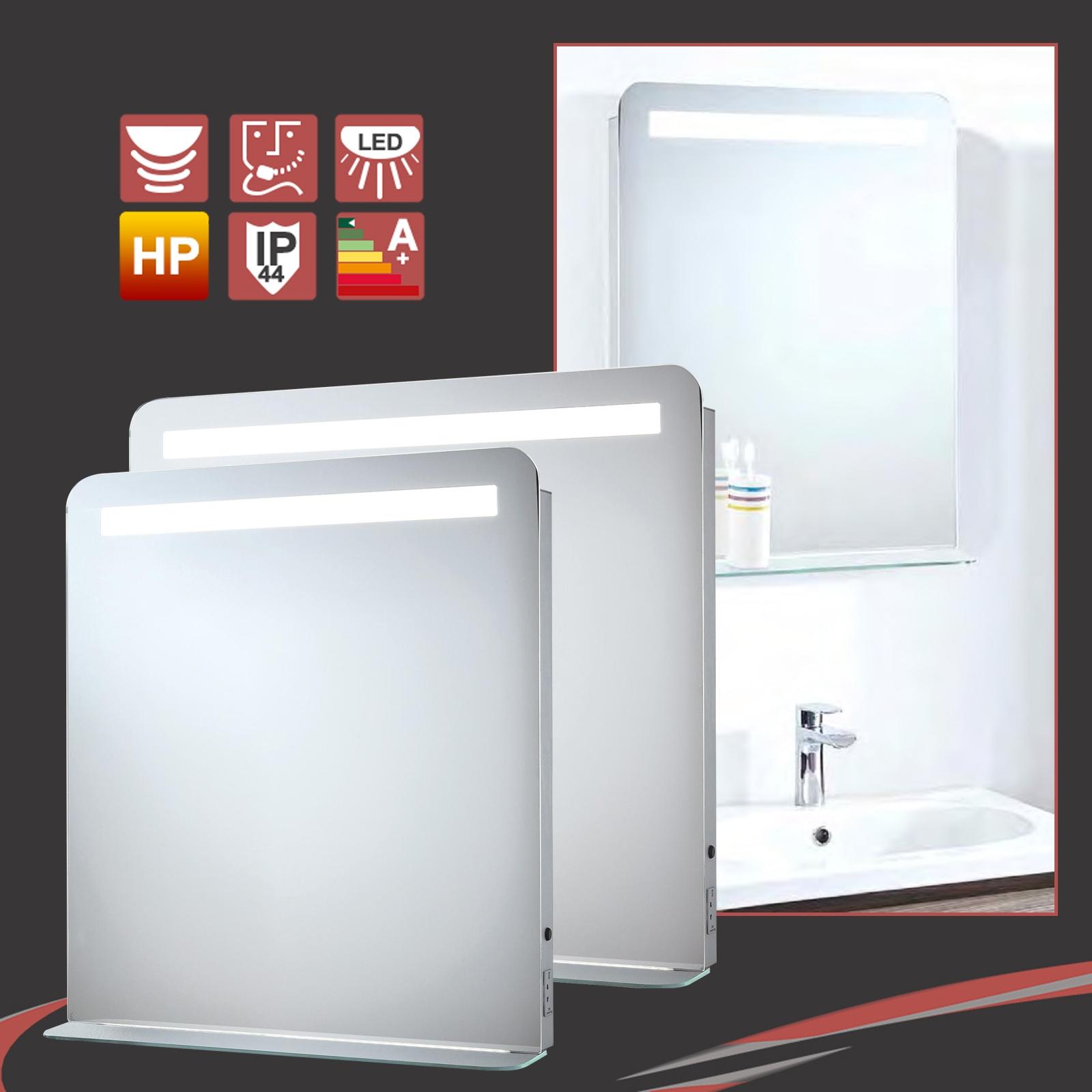 Infinity LED Designer Infra-red Bathroom Mirror