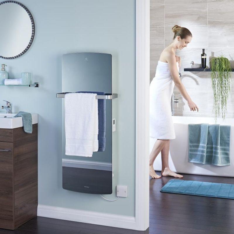 Bathroom wall heaters electric