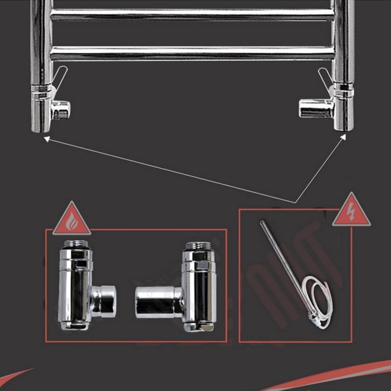 Dual Fuel Valve Kit (Type 2597 Rica Single Heat Element)