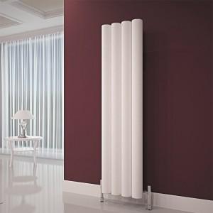 """Carisa """"Otto"""" White Aluminium Designer Radiators (5 Sizes)"""