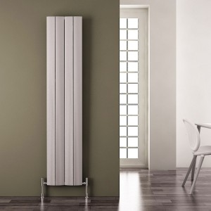 "Carisa ""Play"" Matt Anodised Aluminium Designer Radiators (5 Sizes)"