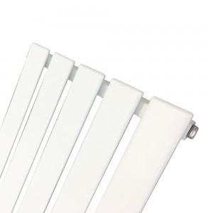 360mm (w) x 1850mm (h) Corwen White Vertical Radiator