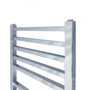 500mm x 1165mm Denbigh Chrome Towel Rail