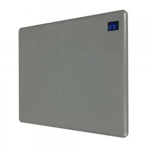 "1000W ""Nova Live R"" Silver Electric Panel Heater - 500mm(w) x 400mm(h)"