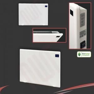 "1000W ""Nova Live R"" White Electric Panel Heater - 500mm(w) x 400mm(h)"
