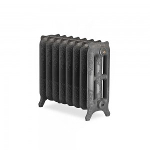 "The ""Charlestone"" 570mm (H) 3 Column Traditional Victorian Cast Iron Radiator (3 to 30 Sections Wide) - Choose your Finish"