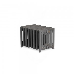 "The ""Broadway"" 7 Column 350mm (H) Traditional Victorian Cast Iron Radiator (3 to 30 Sections Wide) - Choose your Finish"