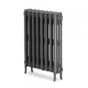 "The ""Victoria"" 2 Column 660mm (H) Traditional Victorian Cast Iron Radiator (3 to 30 Sections Wide) - Choose your Finish"
