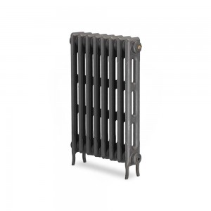 "The ""Victoria"" 2 Column 760mm (H) Traditional Victorian Cast Iron Radiator (3 to 30 Sections Wide) - Choose your Finish"