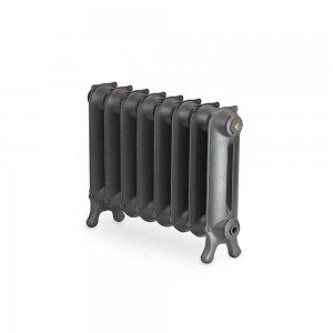 "The ""Mulberry"" 2 Column 450mm (H) Traditional Victorian Cast Iron Radiator (3 to 30 Sections Wide) - Choose your Finish"