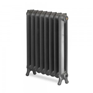 "The ""Mulberry"" 2 Column 750mm (H) Traditional Victorian Cast Iron Radiator (3 to 30 Sections Wide) - Choose your Finish"