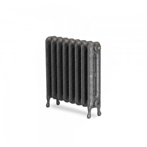 "The ""Kingston"" 2 Column 580mm (H) Traditional Victorian Cast Iron Radiator (3 to 30 Sections Wide) - Choose your Finish"