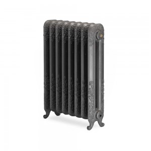 "The ""Albion"" 2 Column 790mm (H) Traditional Victorian Cast Iron Radiator (3 to 30 Sections Wide) - Choose your Finish"