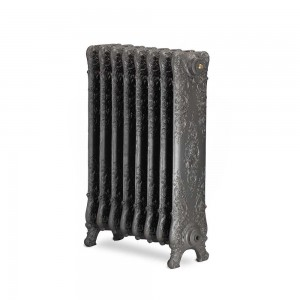 "The ""Alexandria"" 800mm (H) Traditional Victorian Cast Iron Radiator (3 to 20 Sections Wide) - Choose your Finish"