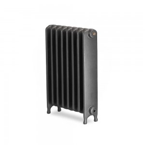 "The ""Embassy"" 740mm (H) Traditional Victorian Cast Iron Radiator (3 to 30 Sections Wide) - Choose your Finish"