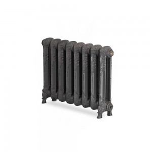 "The ""Regal"" 2 Column 540mm (H) Traditional Victorian Cast Iron Radiator (3 to 30 Sections Wide) - Choose your Finish"