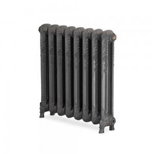 "The ""Regal"" 2 Column 740mm (H) Traditional Victorian Cast Iron Radiator (3 to 30 Sections Wide) - Choose your Finish"