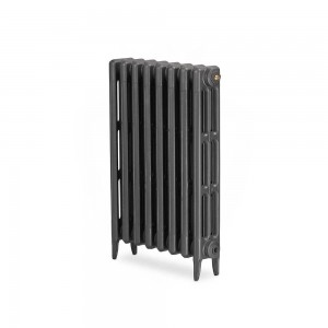 "The ""Gladstone"" 3 Column 745mm (H) Traditional Victorian Cast Iron Radiator (3 to 30 Sections Wide) - Choose your Finish"