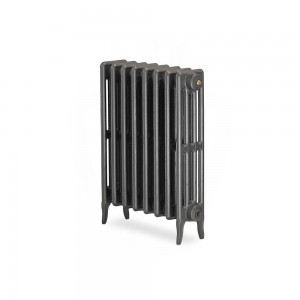 "The ""Gladstone"" 4 Column 660mm (H) Traditional Victorian Cast Iron Radiator (3 to 30 Sections Wide) - Choose your Finish"
