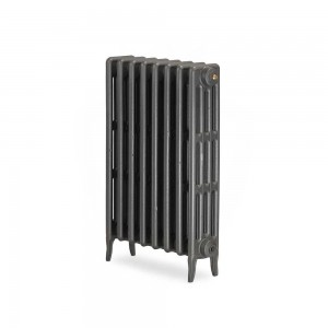 "The ""Gladstone"" 4 Column 760mm (H) Traditional Victorian Cast Iron Radiator (3 to 30 Sections Wide) - Choose your Finish"