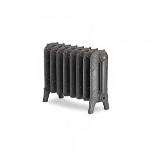"The ""Marlborough"" 2 Column 460mm (H) Traditional Victorian Cast Iron Radiator (3 to 30 Sections Wide) - Choose your Finish"
