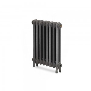 "The ""Mayfair"" 2 Column 640mm (H) Traditional Victorian Cast Iron Radiator (3 to 30 Sections Wide) - Choose your Finish"