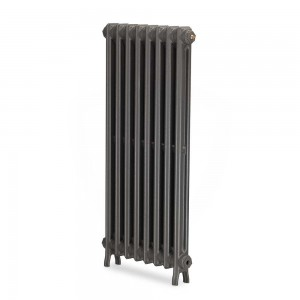 "The ""Mayfair"" 2 Column 1040mm (H) Traditional Victorian Cast Iron Radiator (3 to 30 Sections Wide) - Choose your Finish"