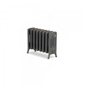 "The ""Mayfair"" 4 Column 360mm (H) Traditional Victorian Cast Iron Radiator (3 to 30 Sections Wide) - Choose your Finish"