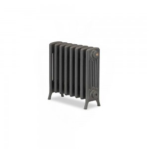 "The ""Mayfair"" 4 Column 475mm (H) Traditional Victorian Cast Iron Radiator (3 to 30 Sections Wide) - Choose your Finish"