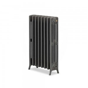 "The ""Mayfair"" 4 Column 760mm (H) Traditional Victorian Cast Iron Radiator (3 to 30 Sections Wide) - Choose your Finish"