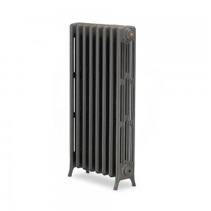 "The ""Mayfair"" 4 Column 960mm (H) Traditional Victorian Cast Iron Radiator (3 to 30 Sections Wide) - Choose your Finish"