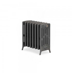 "The ""Mayfair"" 6 Column 485mm (H) Traditional Victorian Cast Iron Radiator (3 to 30 Sections Wide) - Choose your Finish"