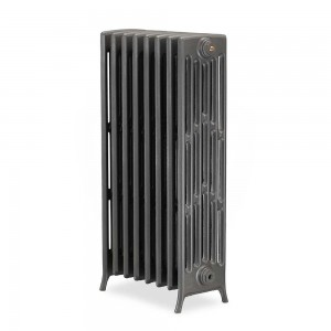 "The ""Mayfair"" 6 Column 960mm (H) Traditional Victorian Cast Iron Radiator (3 to 30 Sections Wide) - Choose your Finish"