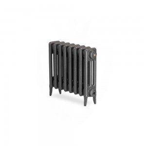 "The ""Gladstone"" 3 Column 450mm (H) Traditional Victorian Cast Iron Radiator (3 to 30 Sections Wide) - Choose your Finish"