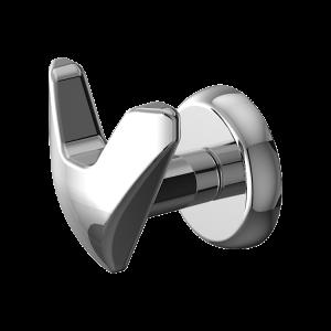 """Chrome Magnetic """"VIP"""" Robe/Coat Hanger (Heavyweight Magnet)"""