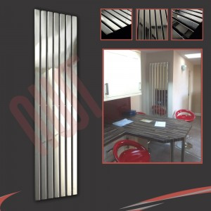 516mm x 1850mm Corwen Vertical Radiator