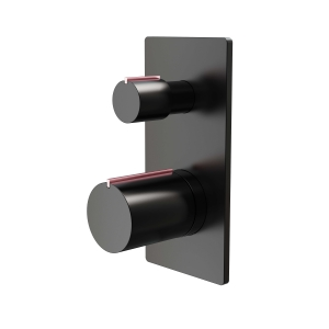 Velar Black & Copper Double...