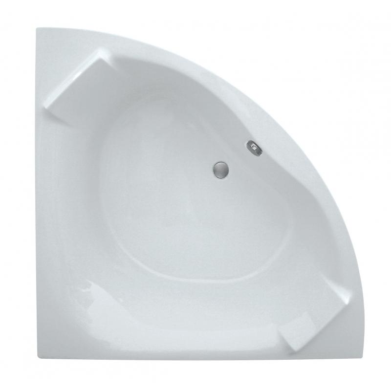 """Luxe"" Luxury Corner Bath & Panel - 1400mm (L) x 1400mm (W)"