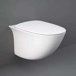 """Sensation"" 380mm(W) X 350mm(H) Wall Hung Toilet"