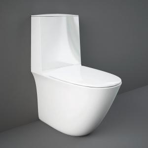"""""""Sensation"""" 380mm(W) X 820mm(H) Close Coupled Toilet"""