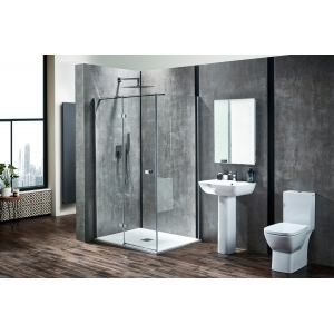 """""""Piccolo"""" 355mm(W) X 805mm(H) Close Coupled Toilet (Includes Soft Close Seat)"""