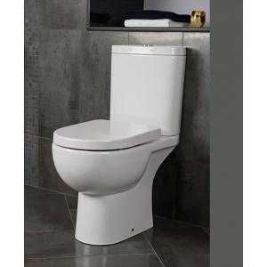 """""""Tonique"""" 373mm(W) X 830mm(H) Close Coupled Toilet (Includes Soft Close Seat)"""