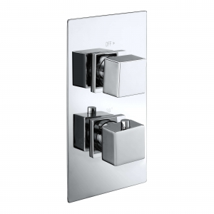 Cube Chrome 2-Way Concealed...
