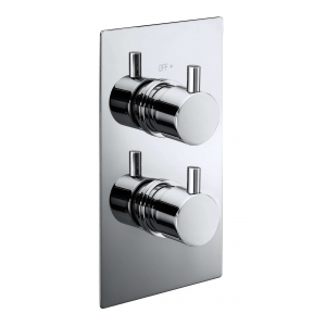 Pure Chrome 2-Way Concealed...