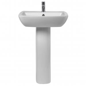 """""""Piccolo"""" 570mm(W) Basin & Pedestal"""